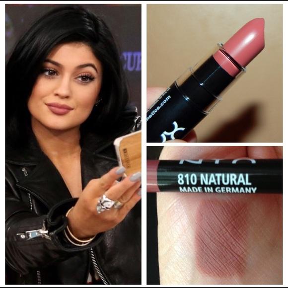 Nyx Accessories Euro Trash Lipstick Natural Lipliner
