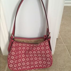 Nine West Pink Handbag
