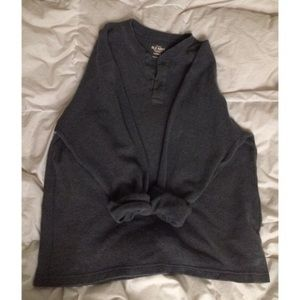 Old Navy Oversized Gray Sweater