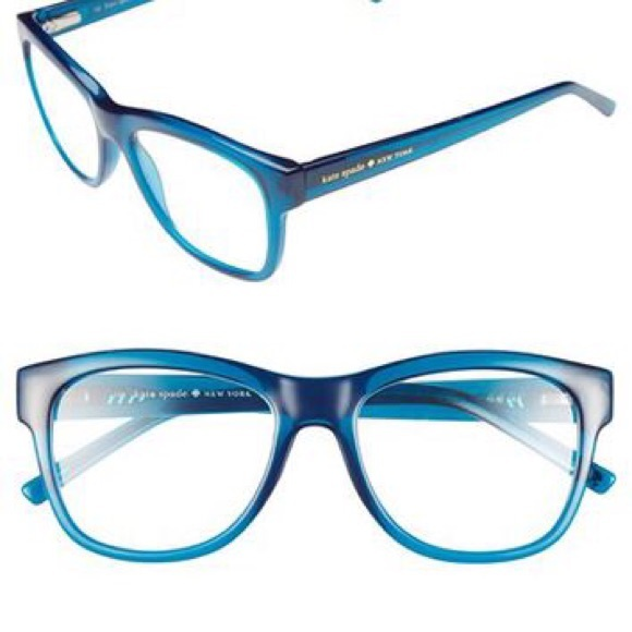 d02be80693 SOLD Kate Spade Readers Destinee Glasses Blue +2