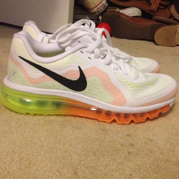 Nike Airmax running neutral ride