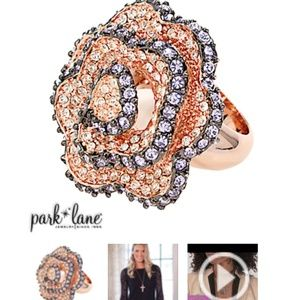Park Lane Jewelry - NWOT Rose gold ring size 6