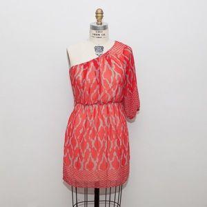 One Shoulder Poema Dress