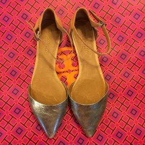 Madewell Flats Leather