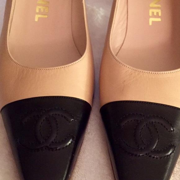 Saks Chanel Shoes Sale