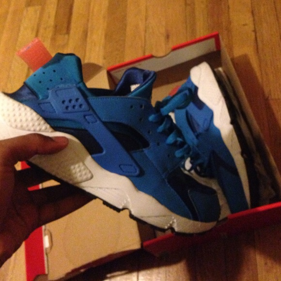 Nike Huarache Gym Blue/ Photo Blue/ Mango