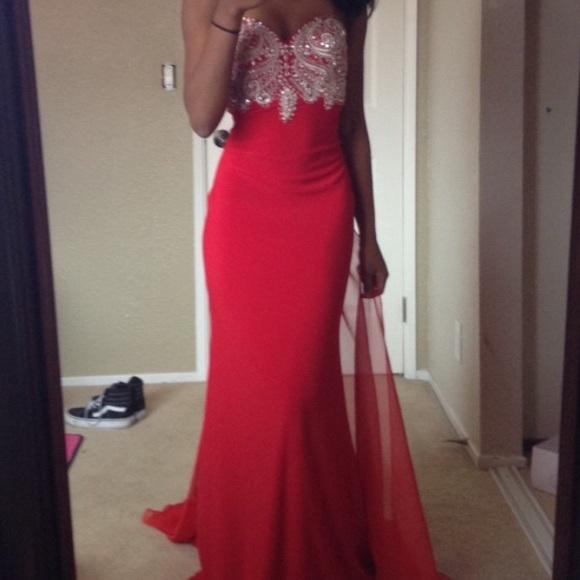 Nasty Prom Dresses 38
