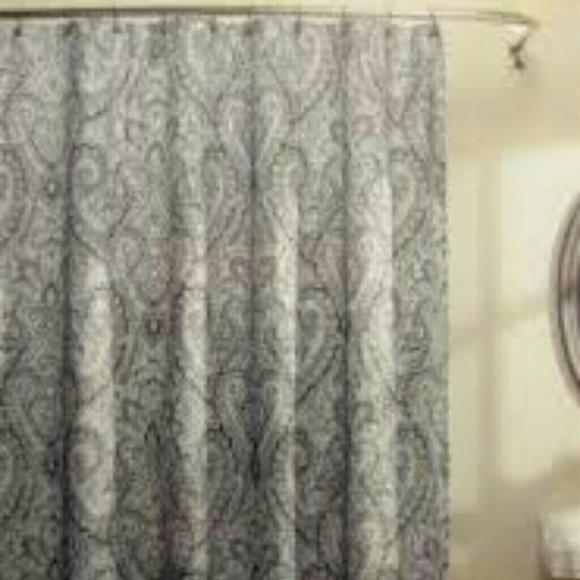 Ralph Lauren Fenton Paisley Shower Curtain