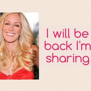 I LOVE TO SHARE I WILL BE BACK!!!