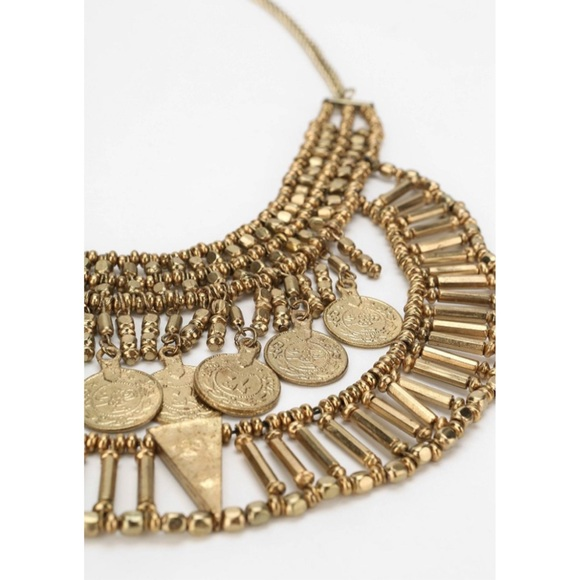 76 outfitters accessories gold coin bib