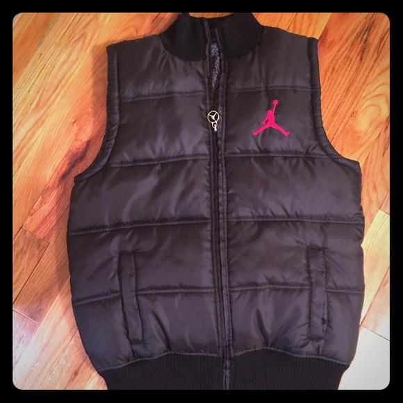 Jordan Jackets Amp Coats Boys Puffer Vest Poshmark