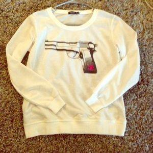 Tops - Fashionista Gun Shirt