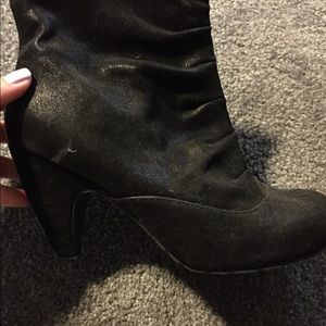 Boots - 3in black ankle boots
