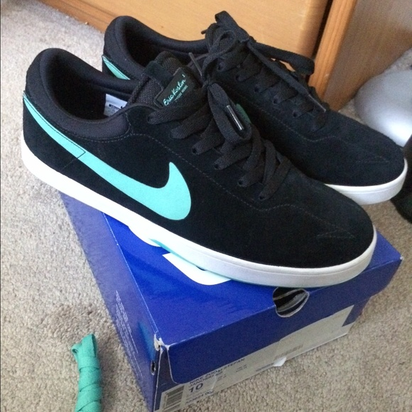 Nike SB Eric Koston 1 BlackCrystal Mint