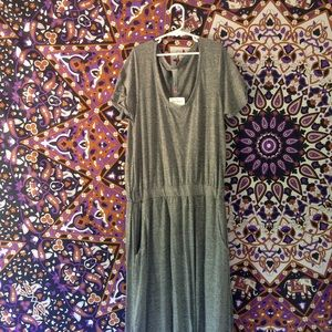 Free People Beach maxi dress