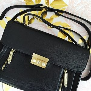 3.1 Phillip Lim for Target Handbags - 3.1 Phillip Lim for Target Black Shoulder Bag