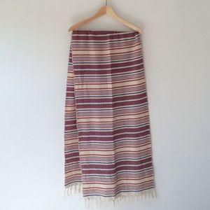 Isabel Marant cashmere/silk scarf