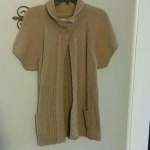 Tops - Brown cardigan