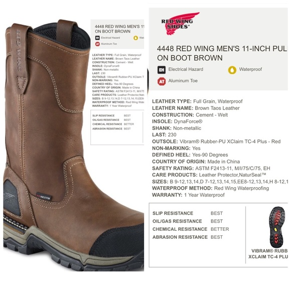 82% off Red Wing Shoes Boots - Red Wing Boots - waterproof from ...