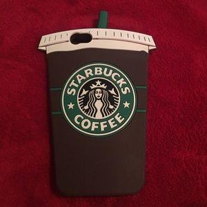 Accessories - Starbucks iPhone 6 case