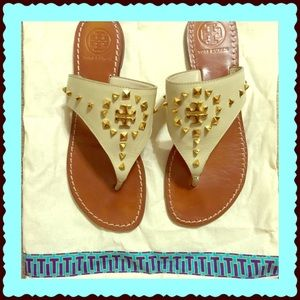 Tory Burch Dale Sandals sz. 8