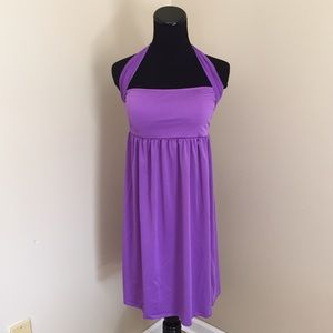 Other - NEW Multi-Way Swimsuit Beach Cover Up in Plum