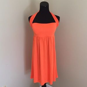 Other - NEW Multi-Way Swimsuit Beach Cover Up in Orange