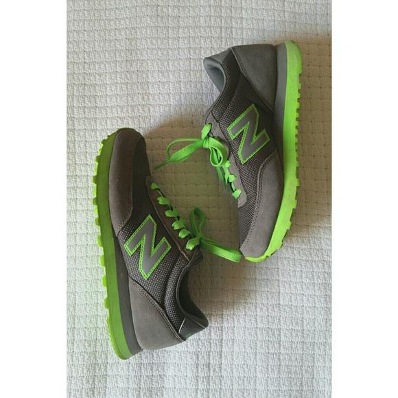 501 new balance Green