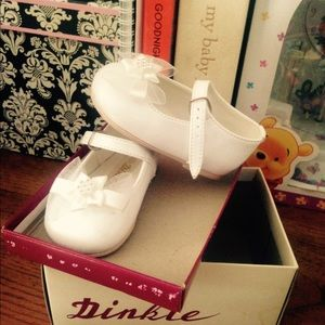 Shoes - Infant formal shoes size 3