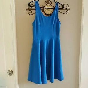 Dresses & Skirts - Blue skater dress