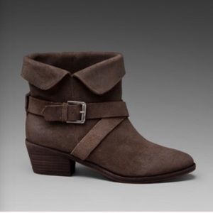 Joie Shoes - Joie suede booties new with box
