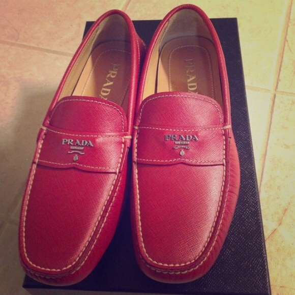 784dbbb4330 Brand new MENS Prada loafers
