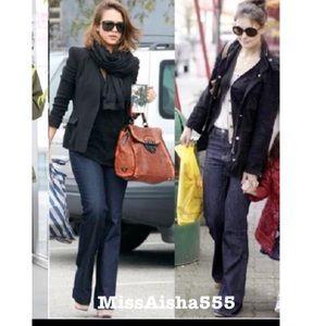 Denim - Trouser style jeans Favorite