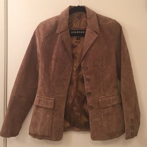 Wilsons Suede Leather Jacket