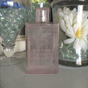 Burberry Brit Sheer Perfume 3.3oz