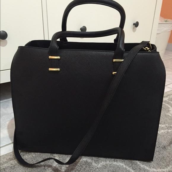 h m bags black hm bag poshmark. Black Bedroom Furniture Sets. Home Design Ideas