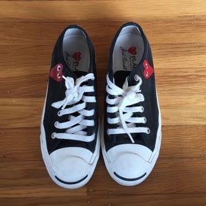 1d675732de0d Comme des Garcons Shoes - Comme Des Garçons x Jack Purcell converse