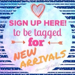 ❗COMMENT TO BE TAGGED ON NEW ARRIVALS❗
