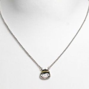 MARC BY MARC JACOBS MISS MARC DOME NECKLACE