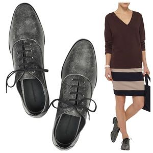 Alexander Wang Shoes - Alexander wang distressed leather Oxford brogues