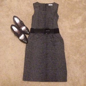 NWT Calvin Klein Sheath dress