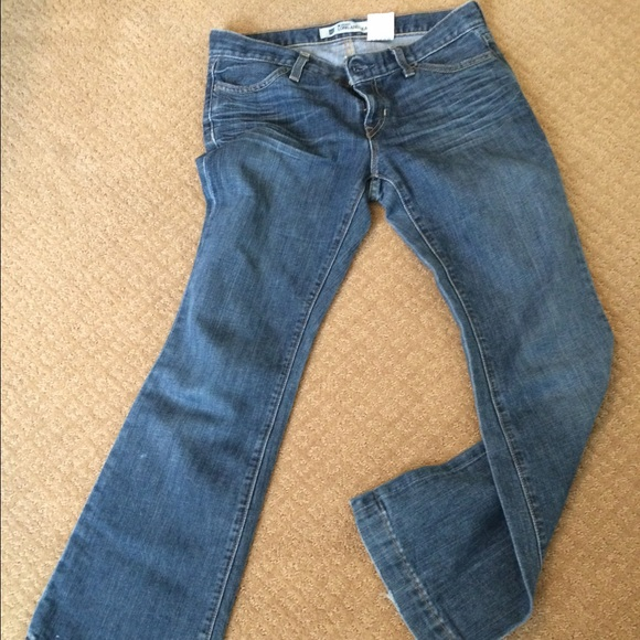 GAP Denim - Women's GAP Jeans Long and Lean Flare 2A 30""