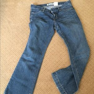 Women's GAP Jeans Long and Lean Flare 2A 30""