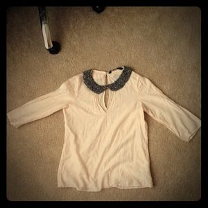 Zara long sleeve top