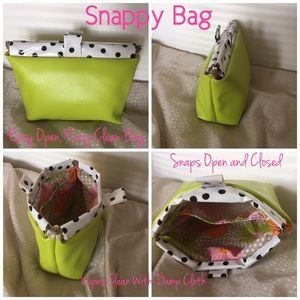 Handbags - Cosmetic Bag, Carryall Bag, Bridesmaid Gifts