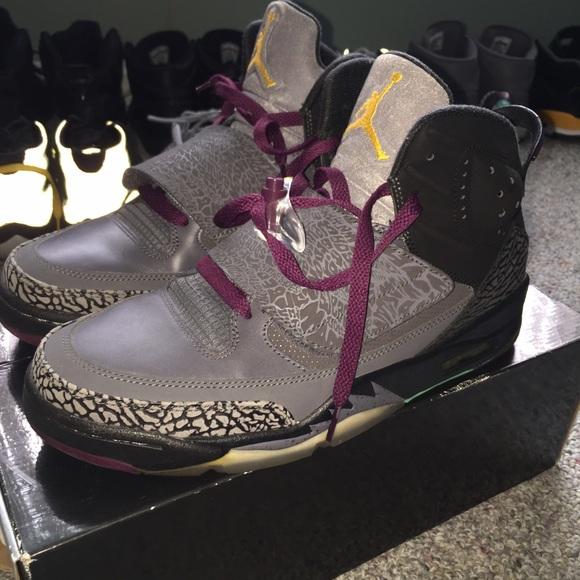 15b60b12934 Nike Shoes | Jordan Son Of Mars Bordeaux | Poshmark