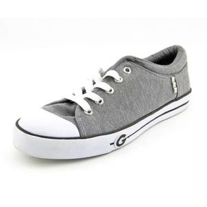 G by guess grey sneakers