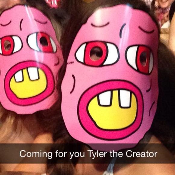 bb903d44edbb46 Tyler the Creator OFWGKTA Cherry Bomb Masks