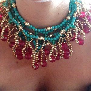 Vintage party necklace
