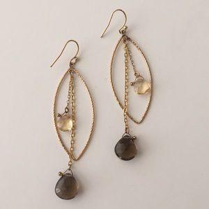 Pure joy Hawaii gem stone earrings